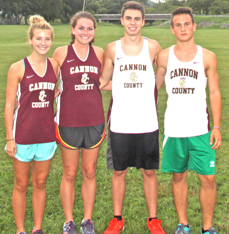 2016 CCHS Cross Country